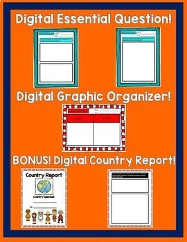 My Librarian is a Camel Journeys 4th Grade Lesson 3 Google Digital Resource