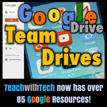 Google Drive New Team Drives Feature Guide