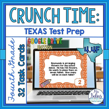 Digital Task Cards Google Drive Paperless Fourth Grade Math Division Test Prep