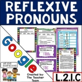 Reflexive Pronouns 2nd Grade Interactive Notebook Google Drive Activities