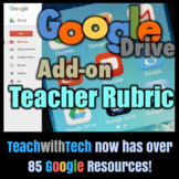 Google Drive Rubrics Add-on Guide