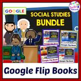 Google Drive Social Studies Flip Book Bundle