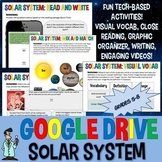 Google Drive Solar System Astronomy INB Jr High Science TX TEKS 6.11A 6.11C 7.9A