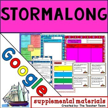 Stormalong Journeys 4th Grade Unit 1 Lesson 5 Google Digital Resource