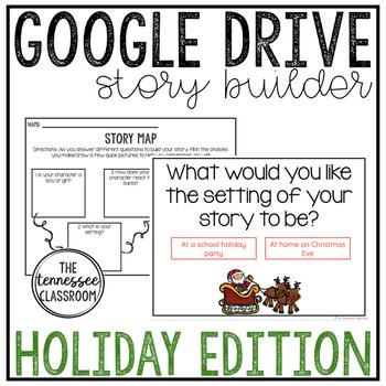 Google Drive Story Writing: Holiday Edition