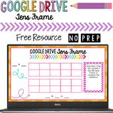 Google Drive Tens Frame