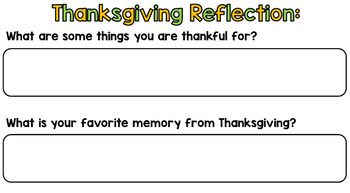 Google Drive Thanksgiving: Life Skills Recipes - Cooking - Special Education