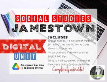 Google Drive Unit: Jamestown