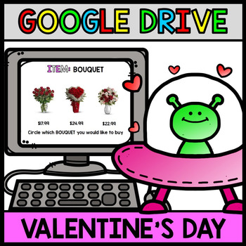 Google Drive - Valentine's Day Budget - Special Education - Shopping - Money