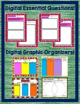 Weather Unit Interactive Notebook Google Drive Activities for Close Reading