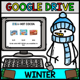Google Drive - Winter Budget - Special Education - Shopping - Money - Math