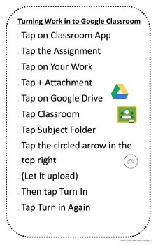 Google Drive and Google Classroom