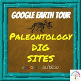Google EARTH Tour - Dinosaurs and Fossils