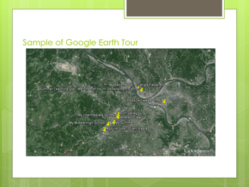 A Tour of Your Life - Google Earth Autobiography Project