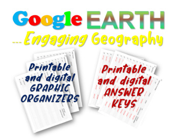 Google Earth: Engaging Geography assignment - CANADA