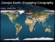 Google Earth: Engaging Geography assignment - SCANDINAVIA