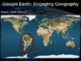 Google Earth: Engaging Geography assignment - SOUTH AMERICA