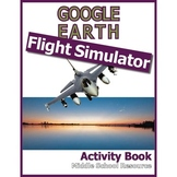 Google Earth Flight Simulator Activity Book