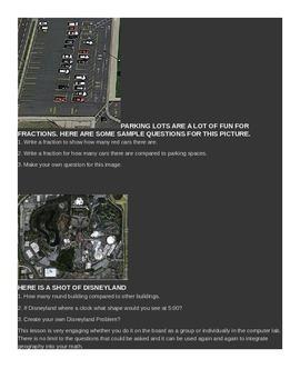 Google Earth For Math