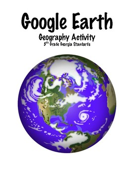 Google Earth Geography Activity
