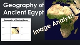 Google Earth Image Analysis: Close Reading of Geography of Ancient Egypt