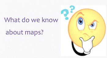 Google Earth, Maps & Coordinates Lesson
