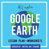 Google Earth Passport Project & Lesson plan