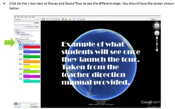 Google Earth: Waves and Sound Tour