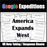 Google Expeditions America Expands West