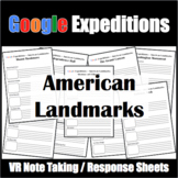 Google Expeditions American Landmarks