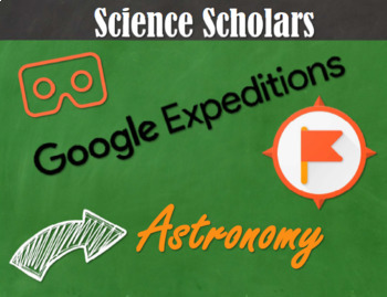 Google Expeditions - Astronomy