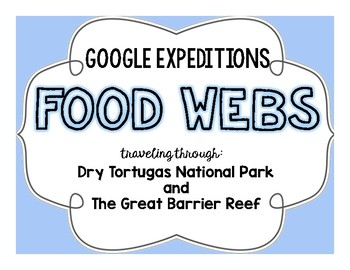 Google Expeditions: Food Webs