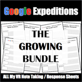 Google Expeditions GROWING BUNDLE