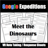 Google Expeditions Meet The Dinosaurs