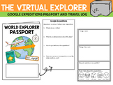 Google Expeditions Travel Log