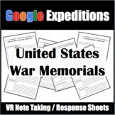 Google Expeditions United States War Memorials