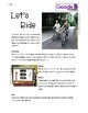 "SBAC Google FORMS ONLINE ELA Test Prep~2 TEXTS PAIRED""Asphalt Ride""& ""Ride"""