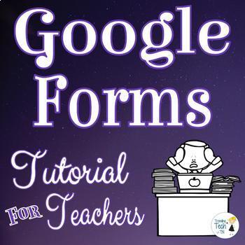 Google FORMS Tutorial - FREE LIFETIME UPDATES!!