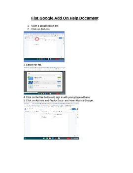 Google Flat Add On Directional