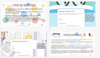 Google Form Assessment PACK. Reading, writing, Speaking and listening and more!