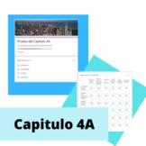 Google Form Autentico/Realidades 1 Chapter 4A