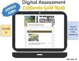 Google Form Digital Assessment: California Gold Rush & Statehood