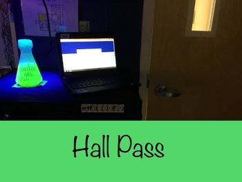 Google Form Digital Hall Pass