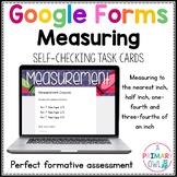 Google Form Measurement: DIGITAL Task Cards