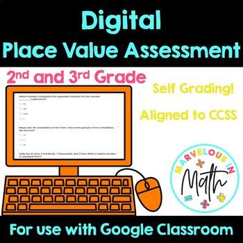 Google Form Place Value Assessment