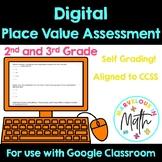 Place Value Assessment Digital