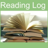 Google Form Reading Log