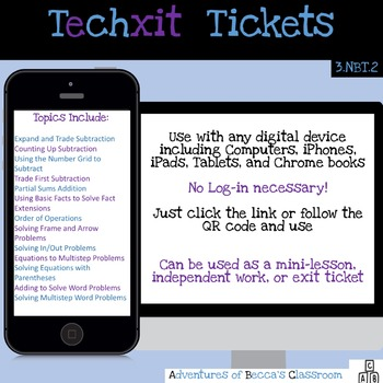 Google Form Videos and Exit Tickets
