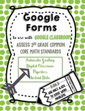 Google Form to Assess 3.OA.3 - Use Mult. & Division to sol