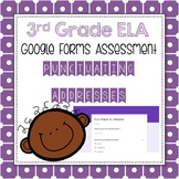 Google Forms Assessment: Punctuating Addresses